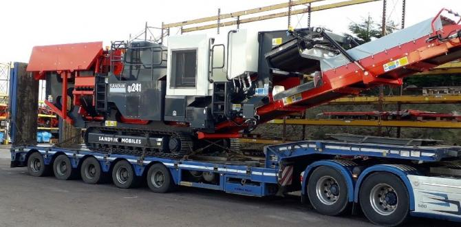 Actitrans have Specialised Experience in Exceptional Transports