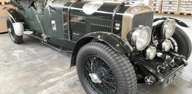 M-Star Handles Classic Cars for Rally in Georgia