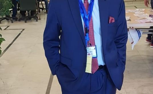 Khaled Sabry of First Global Logistics Elected as EIFFA Vice-President