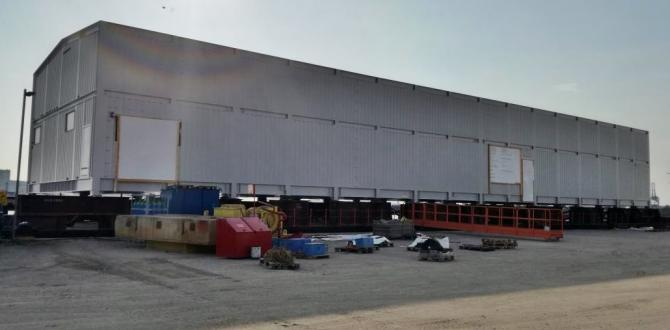 W.I.S. successfully ship sub-station from Italy to Kazakhstan