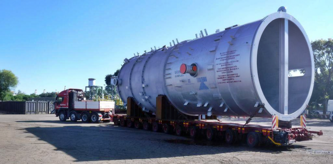 W.I.S. Ship Injection Compressors from Italy to Kazakhstan