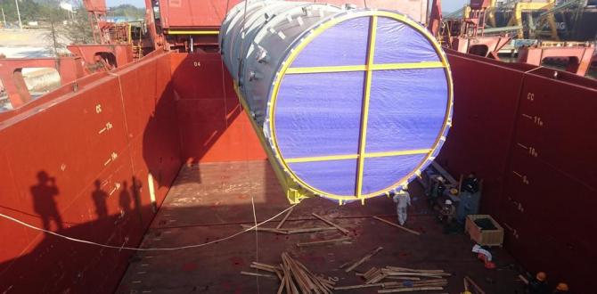 Cuchi Shipping Handle Transport of Oil Well Equipment