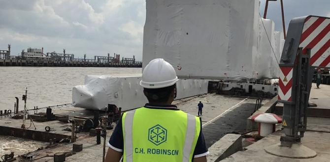 C.H. Robinson Successfully Completes Challenging Project Cargo
