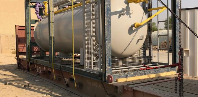 Over 5 Decades of Project Cargo Handling at Al Bader Shipping