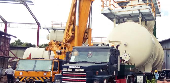 Tera Shipping with Multiple Large Project Cargo