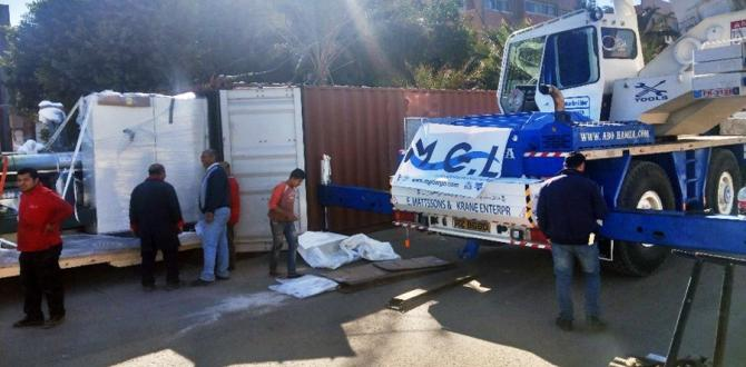 MGL Cargo Services find Consecutive Success on Production Line