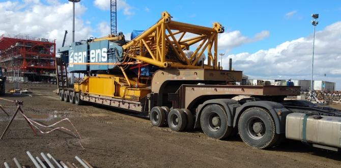 Goodrich with Massive Multi-Modal Crane Transport