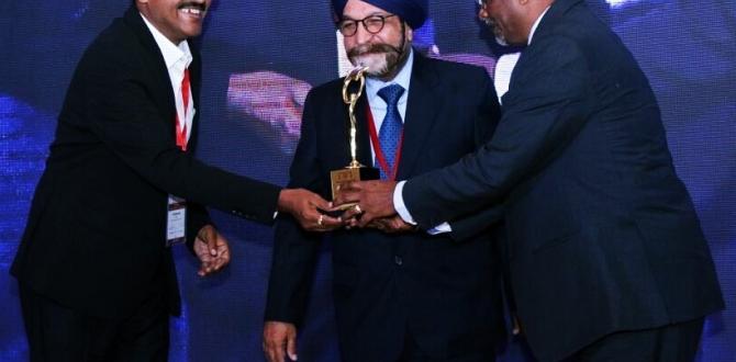 """Procam Wins """"Achievement in Services to Railways"""" Award"""