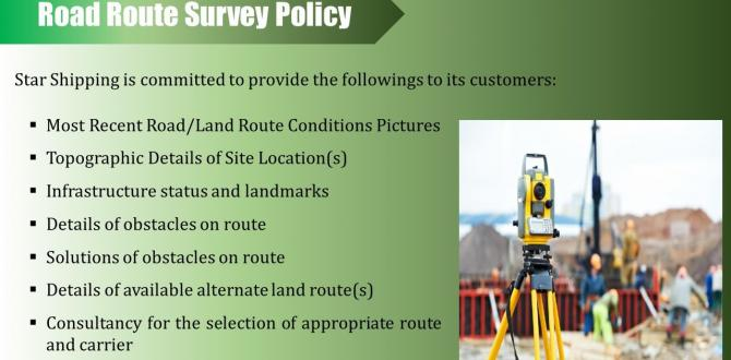 Star Shipping Launch Land Route Survey Service