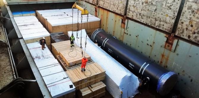 M-Star Freight Services Ship Reactor for EPC Contractor