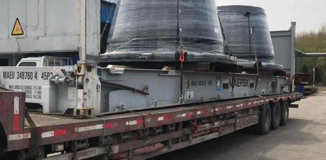 Realco Handle Project Cargo from Qingdao to Kaohsiung