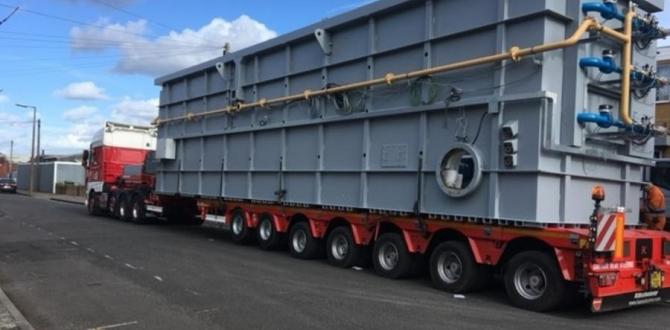 First Global & Central Oceans UK Deliver Oversized Furnace