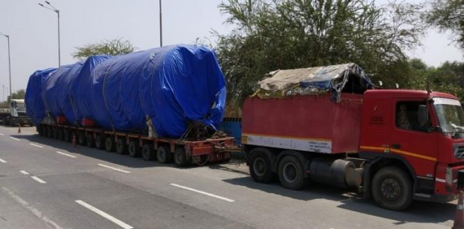 EXG Successfully Move Vaporizer in India for C.H. Robinson