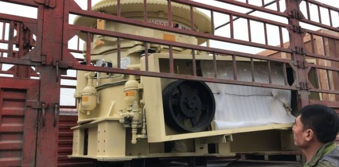 TransOcean Move Mine Machinery by Rail from China to Hungary