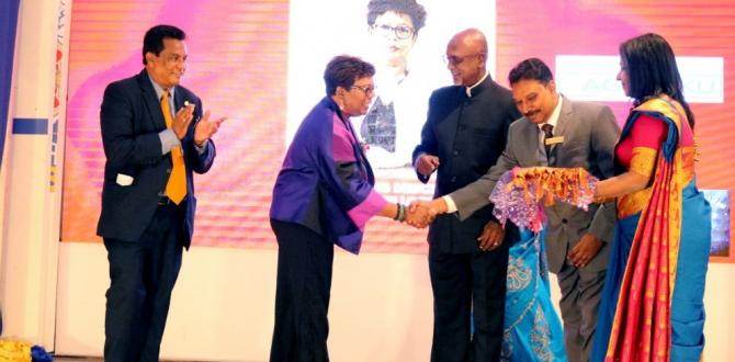 Ms. Puvaneaish of Kagayaku Logistics Honoured with Malaysia Business Award
