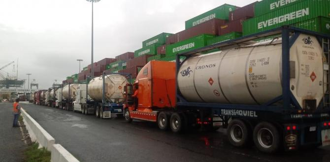 Upcargo in Panama Showcase their HAZMAT Handling