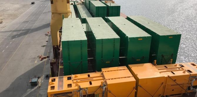 Polaris Completes Project Shipment of Dismantled Barge