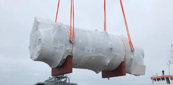 Hecksher & C.H. Robinson Handle Shipment of Air Heaters