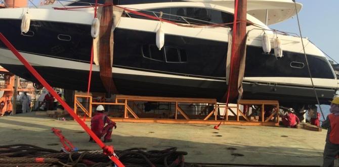 Wilhelmsen UAE Share Yacht Shipment to Gibraltar