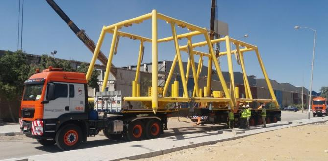 First Global Handle Subsea Structures from Egypt to India