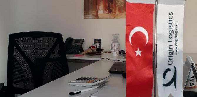 Origin Logistics Announce Launch of 7th Office in Gaziantep