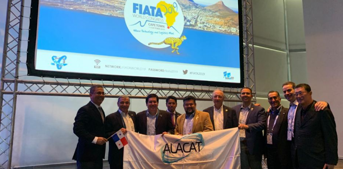 Rolando Alvarez of Upcargo Announces Panama for the 2022 FIATA World Congress