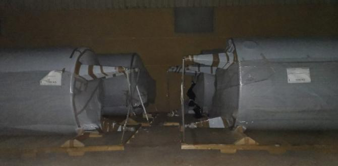 MGL Cargo Services Deliver Production Line in Egypt