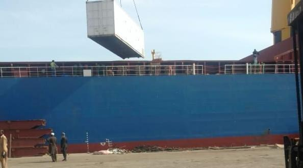 Star Shipping Pakistan with Re-Export Shipment to China