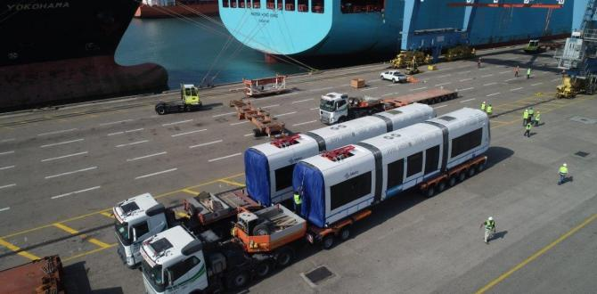 Kamor Logistics Complete Delivery of First 2 of 90 Rail Cars