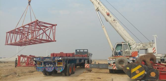 Star Shipping Deliver 400tn Crawler Crane in Pakistan