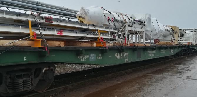 CF&S with Transport of Tunnel Boring Machine by Rail