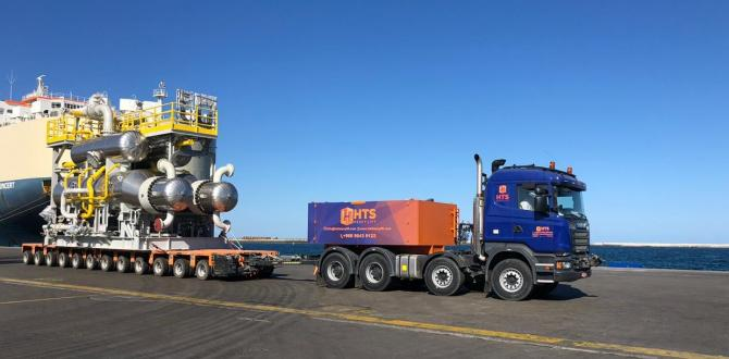 Muscat International Shipping with Transportation of 3 Skids