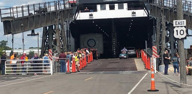 C.H. Robinson Project Logistics with Innovative Ferry Solution