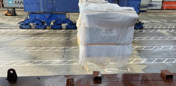 Anker Logistica Deliver Airport Boarding Tunnels in Colombia