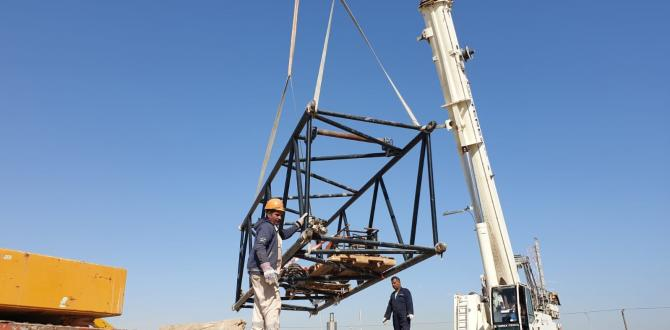 Al Bader Kuwait with Efficient Shipping of Crawler Cranes