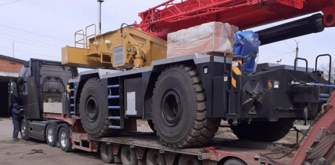 Topline Express (TEL) & Livo Logistics Work in Close Cooperation to Deliver Cranes