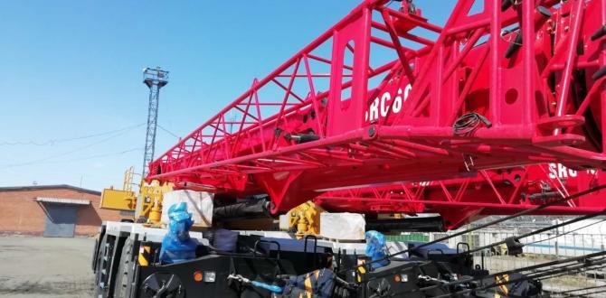 Topline Express (TEL) & Livo Logistics Work in Close Cooperation to Deliver Cranes