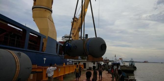 Premier Global Logistics Moves Heavy & OOG Equipment