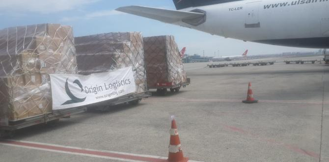 Origin Logistics Organise Air Charter to Doha for Healthcare Forces of Qatar