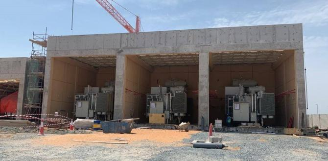 Masstrans Delivers for UAE Power Project in Difficult Times