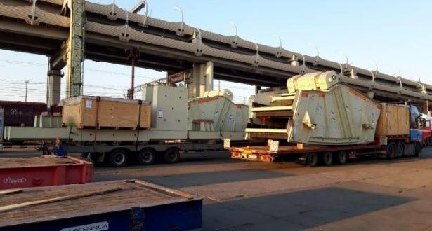 KGE Baltic Handle Heavy & Oversized Multimodal Shipment