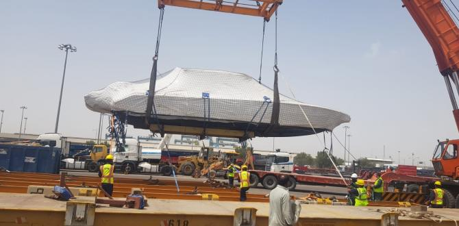 ATLAS Handles Smooth Delivery of Boat in Kuwait