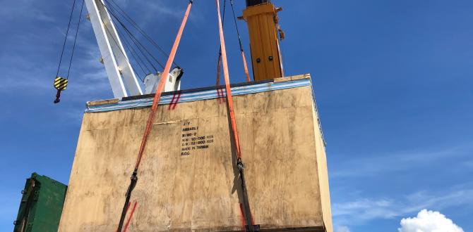 EZ Link & Actanis Join Forces for Heavy Cargo Movement