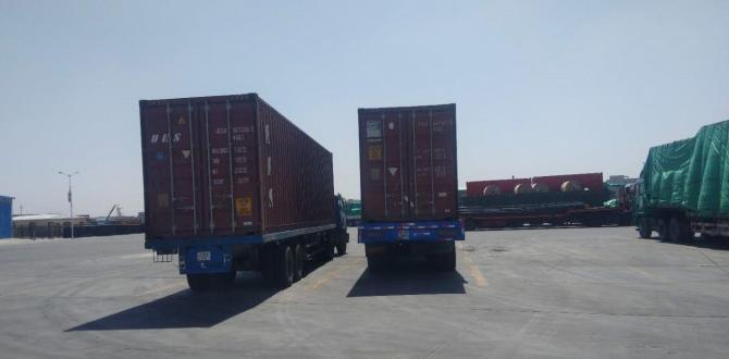 EZ Link Handles Door-to-Door Project from Taiwan to Mongolia