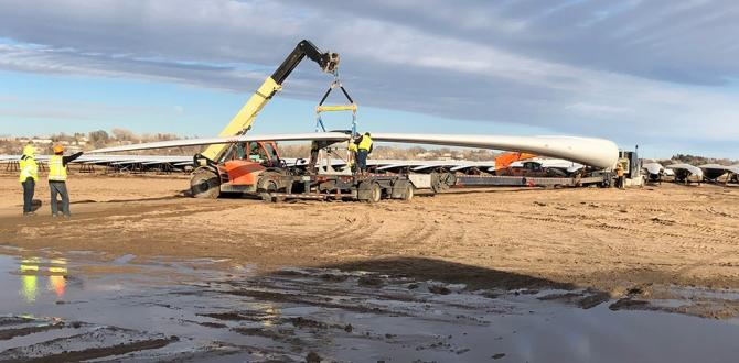 C.H. Robinson Delivers for Kansas Wind Farm