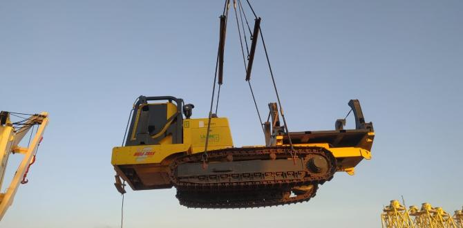 Polaris with Local Handling of Construction Equipment in the UAE