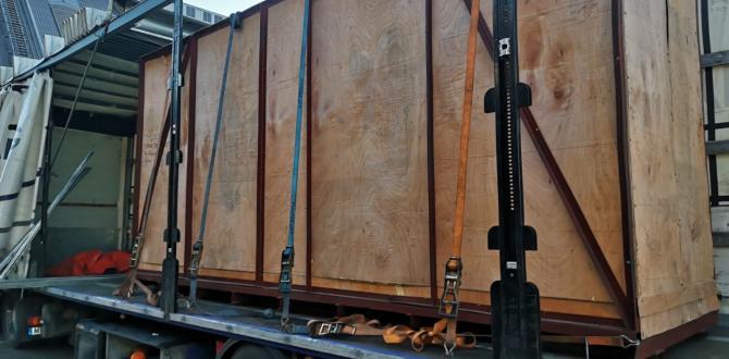 TransOcean Shipping Handle Hydraulic Press Machine