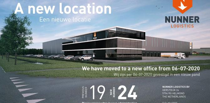 Nunner Logistics Move Head Office to Exciting New Location