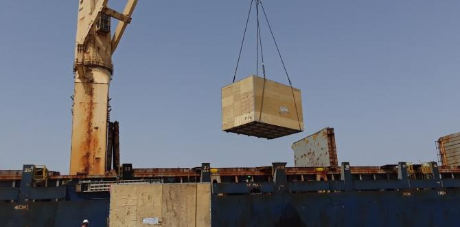 CSS Bahrain Reports Another  Shipment for Ongoing Power & Desalination Plant Project