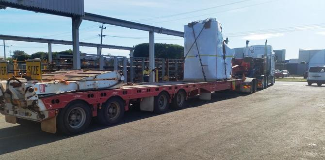 Another Smooth Project Move from Goodrich & CMX Global